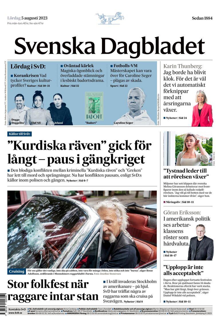 Dagens tidning